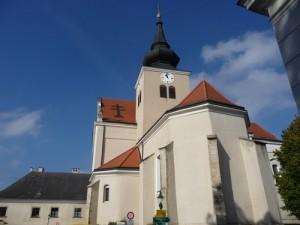 Pfarrkirche Ernstbrunn